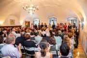 Závěrečný koncert Pěveckých kurzů v Litni 2020, 27. 8. 2020